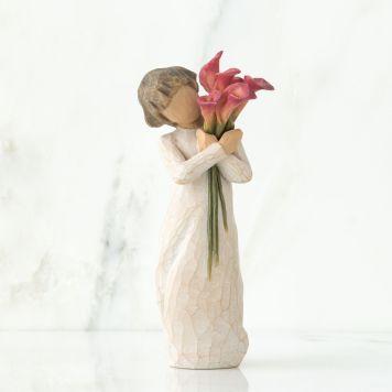 ウィローツリー彫像 【Bloom】 - 花盛り