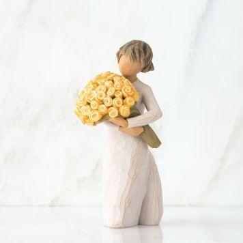 ウィローツリー彫像 【Good Cheer】 - 励まし