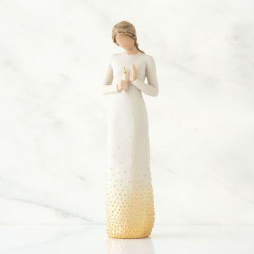 ウィローツリー彫像 【Vigil】 - 守り手