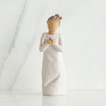 ウィローツリー彫像 【Nurture】 - はぐくみ