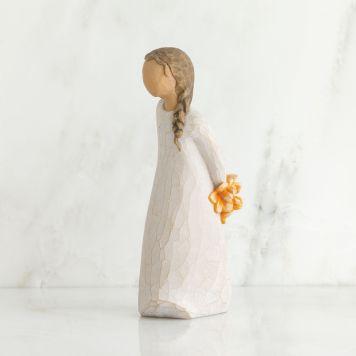 ウィローツリー彫像 【For you】 - あなたのために