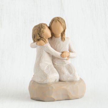 ウィローツリー彫像 【Sister mine】 - 私の姉妹