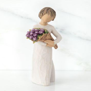 ウィローツリー 彫像 【Surprise】 - サプライズ