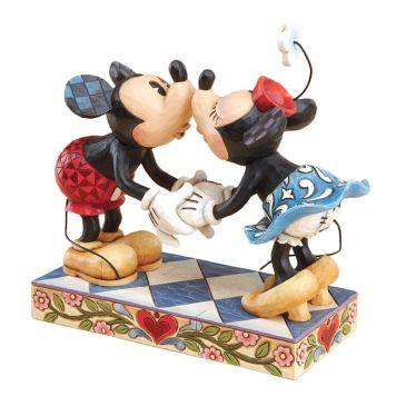 ミッキーとミニー 愛しい人へのキス