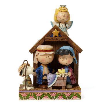 ピーナッツ クリスマス 仮装 ナティビティ