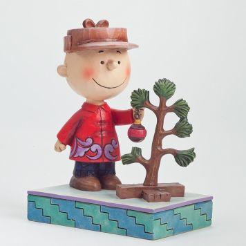 木とともに チャーリーブラウン
