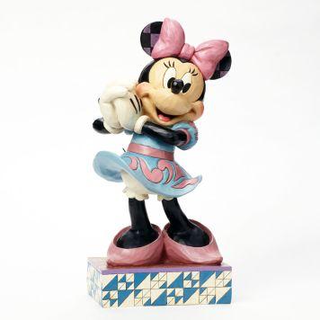 ミニーマウス ビッグフィギュア