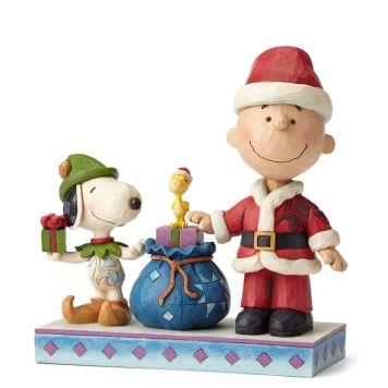 チャーリーブラウン スヌーピー クリスマス ヘルパー