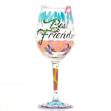 Lolita ワイングラス BEST FRIENDS ALWAYS