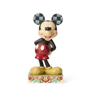 ミッキーマウス ビッグフィギュア
