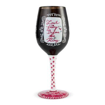Lolita ワイングラス BACHELORETTE