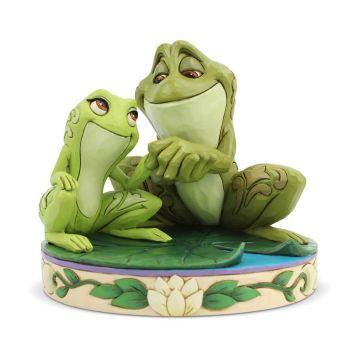 カエルのティアナ&ナヴィーン
