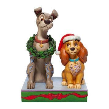 レディ&トランプ クリスマス