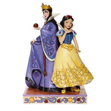 白雪姫と悪い魔女