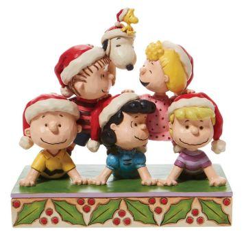 ピーナッツ クリスマス ピラミッド