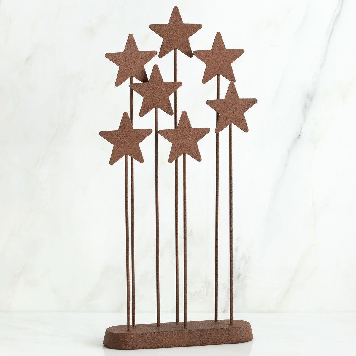 ウィローツリー  【Metal Star Backdrop】 - 星空