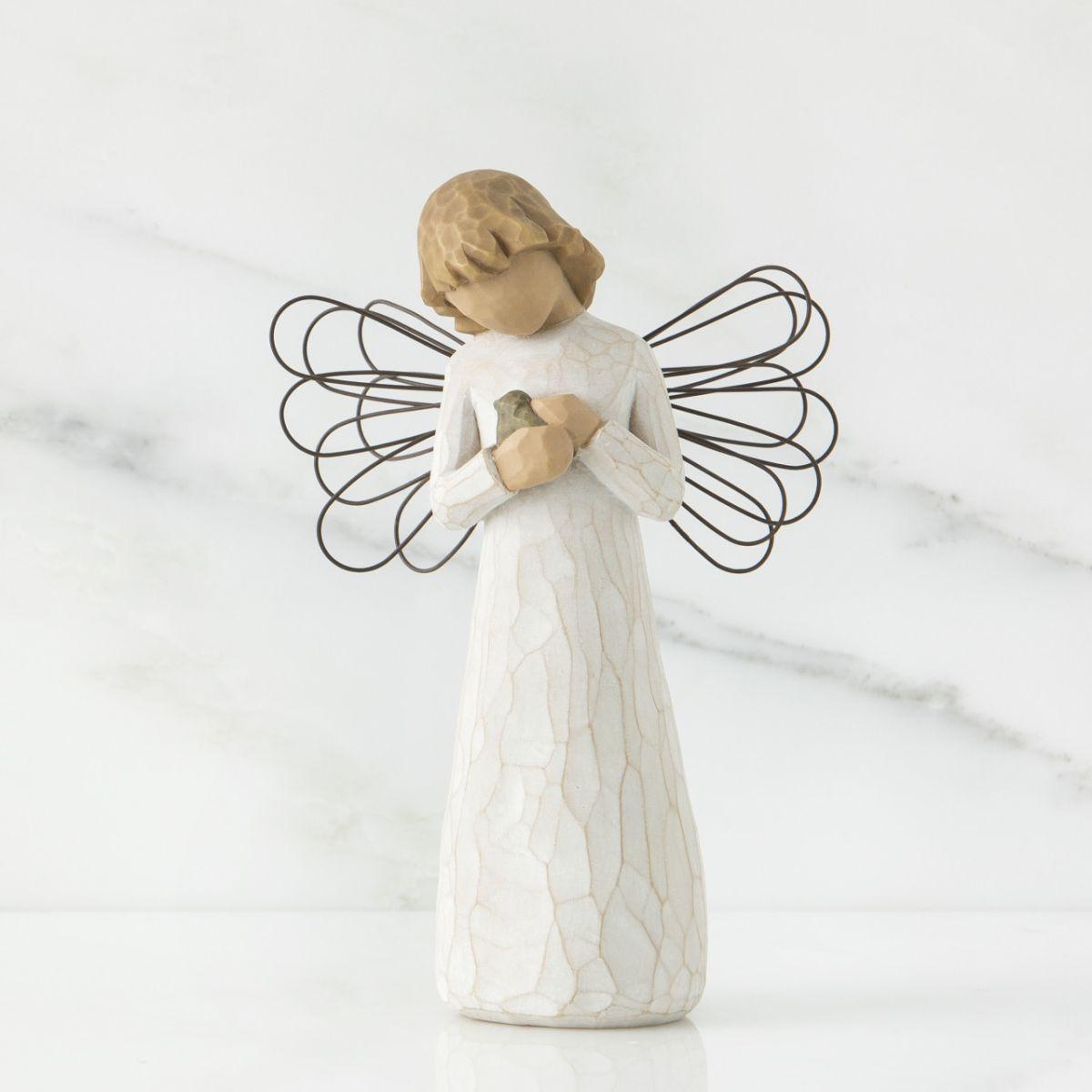 ウィローツリー天使像 【Angel of Healing】 - 癒し