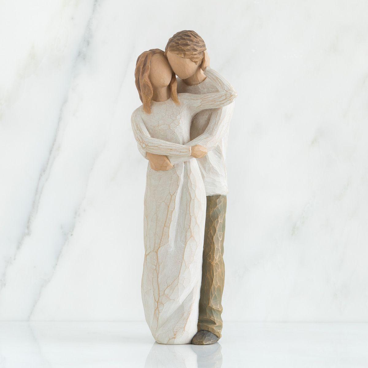 ウィローツリー彫像 【Together】 - ずっといっしょ