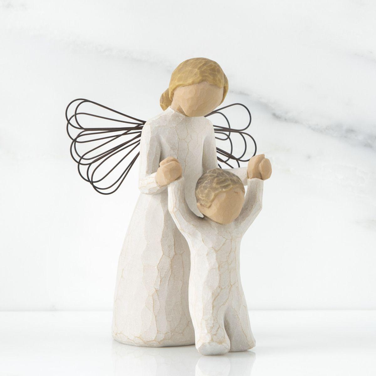 ウィローツリー天使像 【Guardian Angel】 - 守護天使