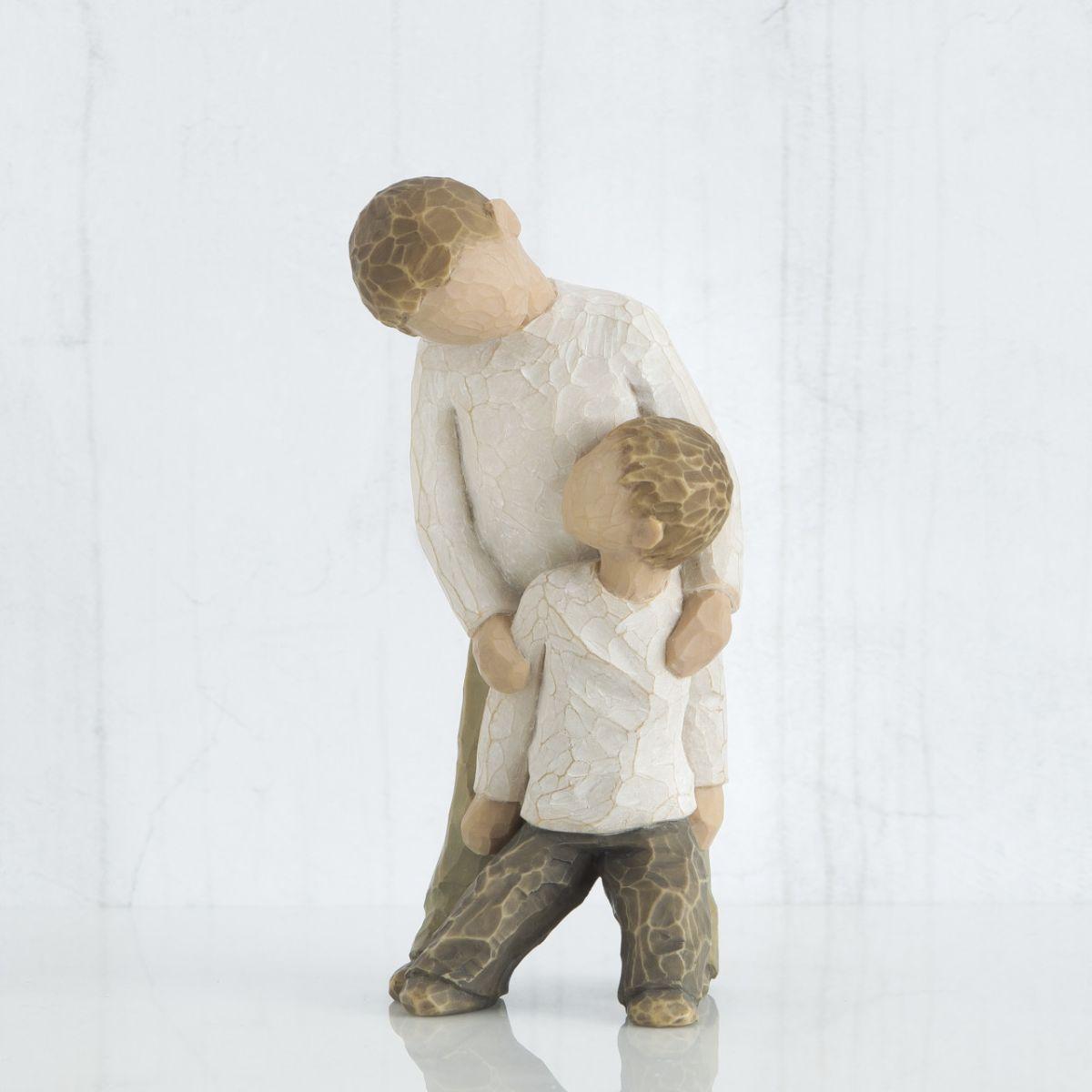 ウィローツリー彫像 【Brothers】 - 兄弟