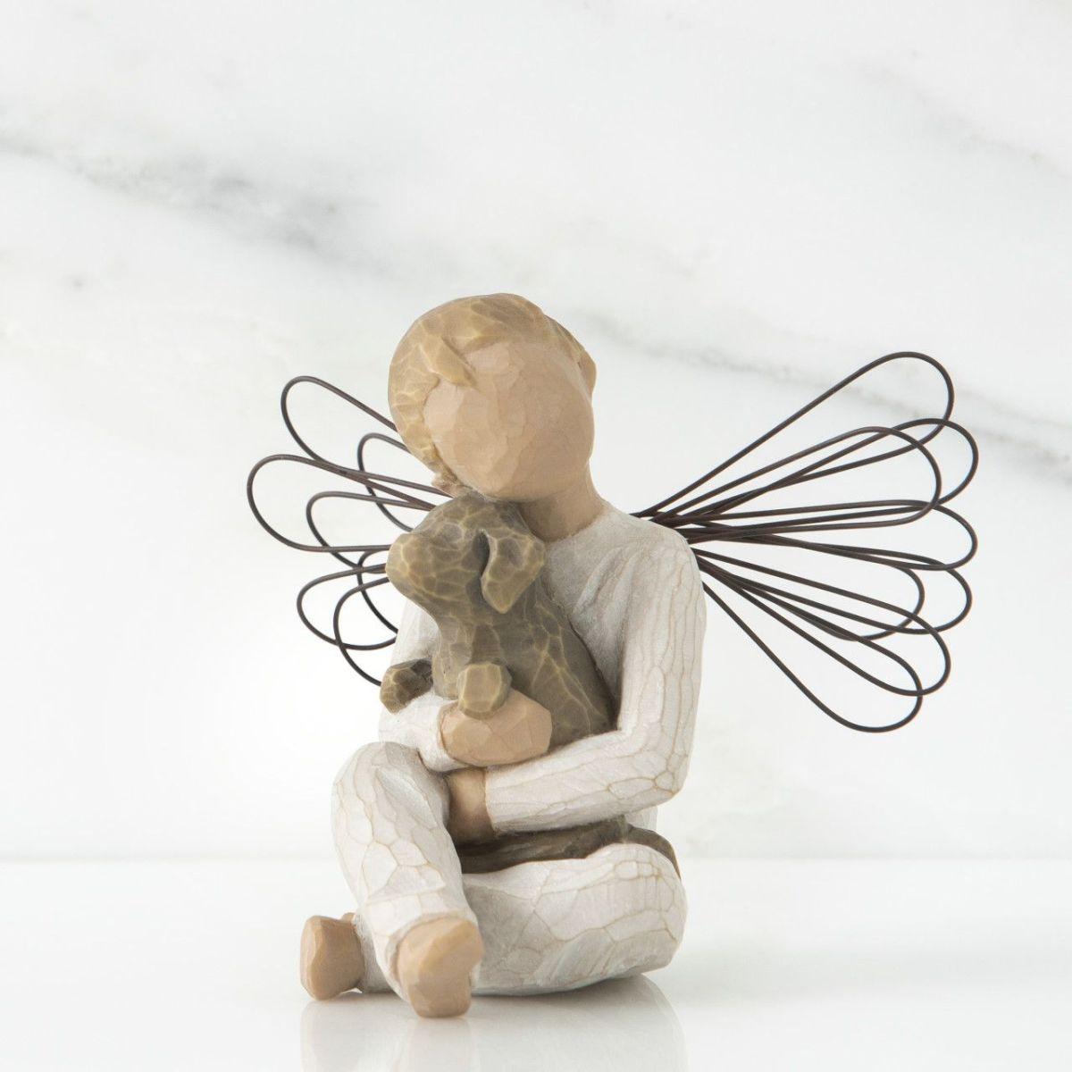 ウィローツリー天使像 【Angel of Comfort】 - 安らぎ