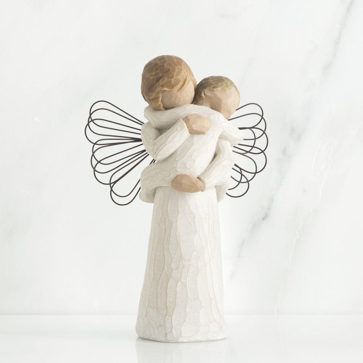 ウィローツリー天使像 【Angel's Embrace】 - 天使の祝福