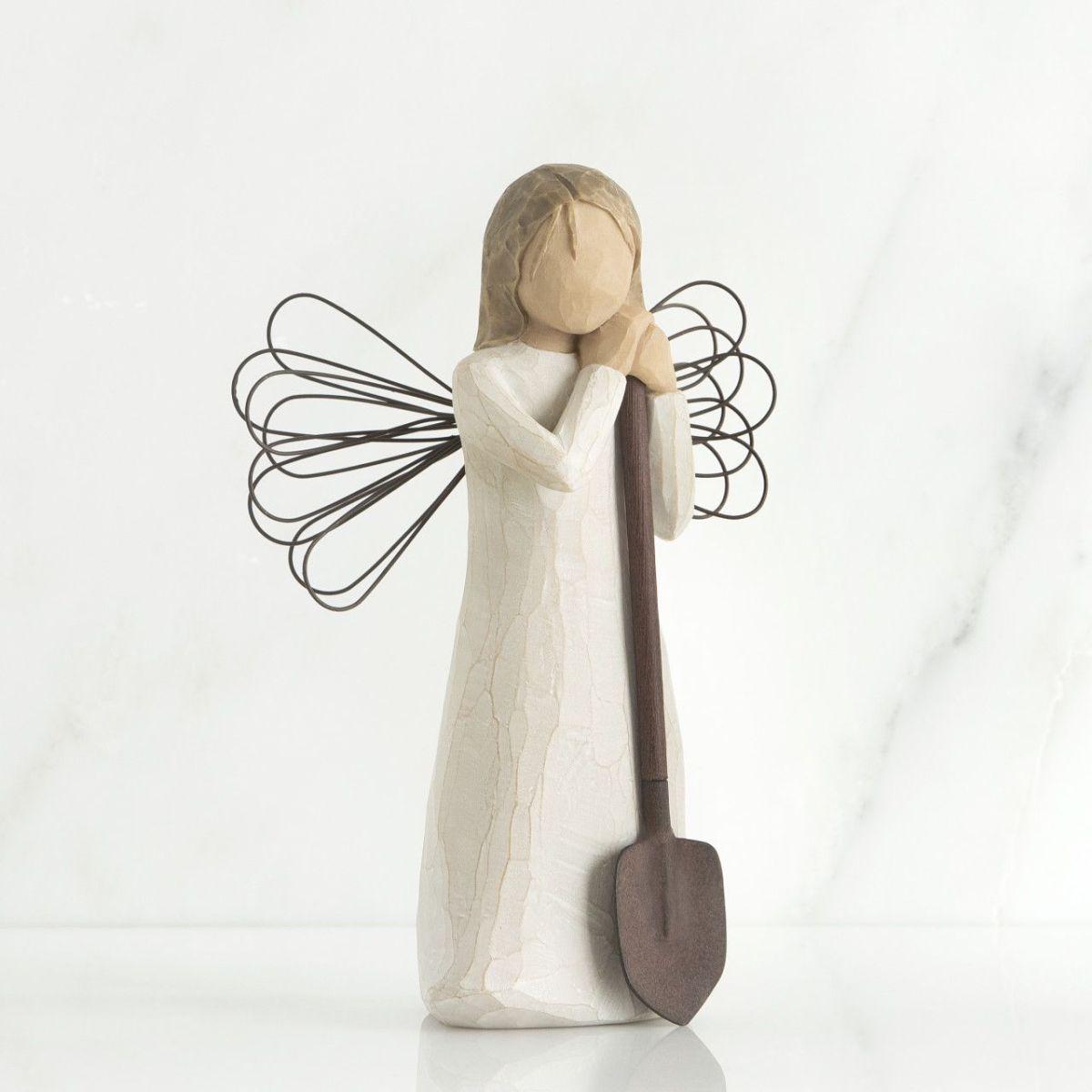 ウィローツリー天使像 【Angel of the Garden】 - 庭園