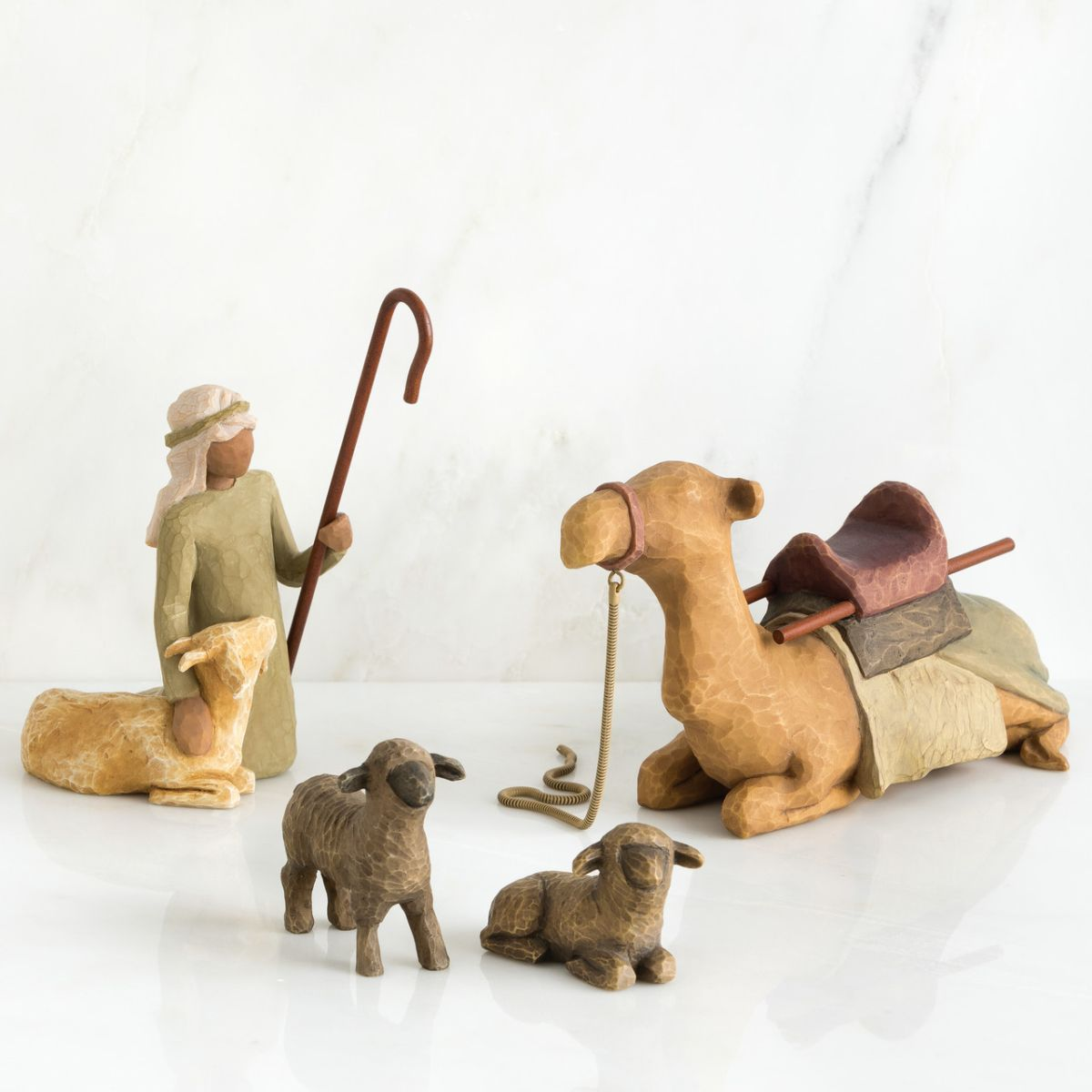 ウィローツリー  【Shepherd and Stable Animals】 - 羊飼いと動物たち