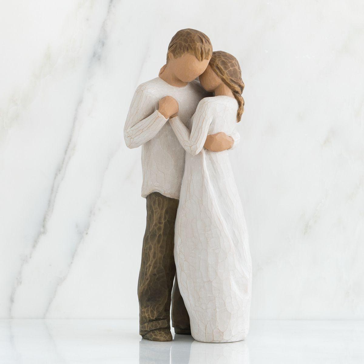 ウィローツリー彫像 【Promise】 - 約束