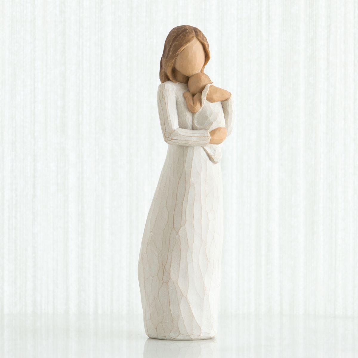 ウィローツリー彫像 【Angel of Mine】 - 私の天使