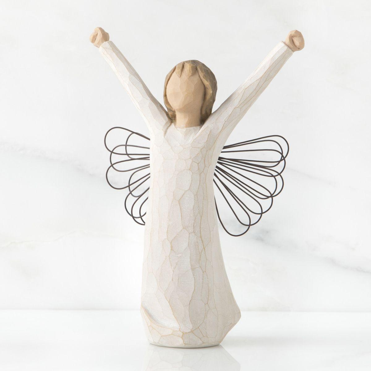 ウィローツリー天使像 【Courage】 - 勇気