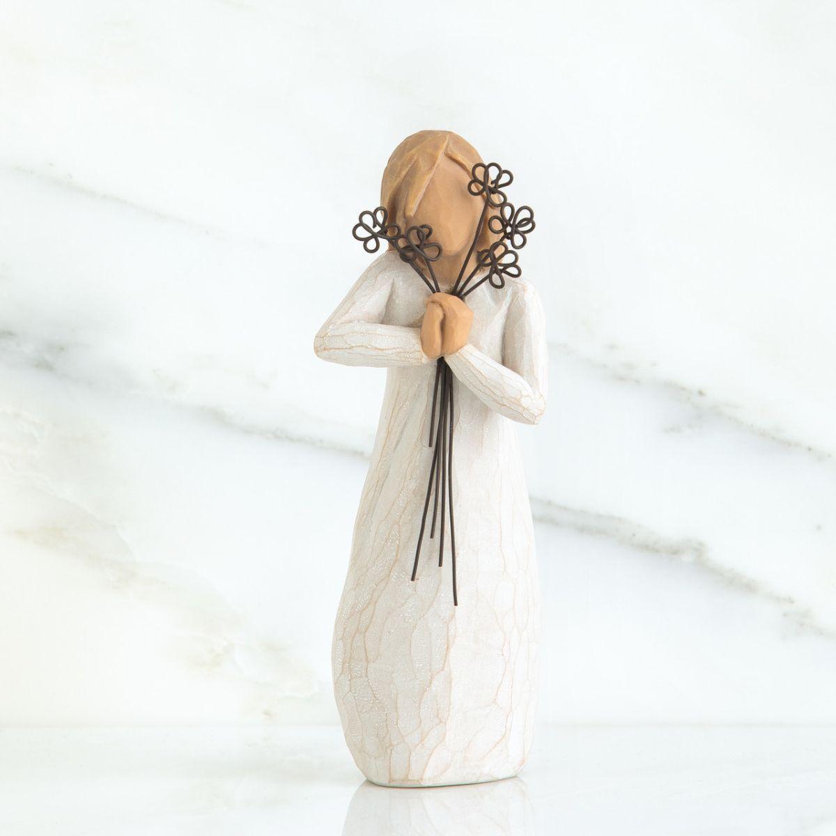 ウィローツリー彫像 【Friendship】 - 友情