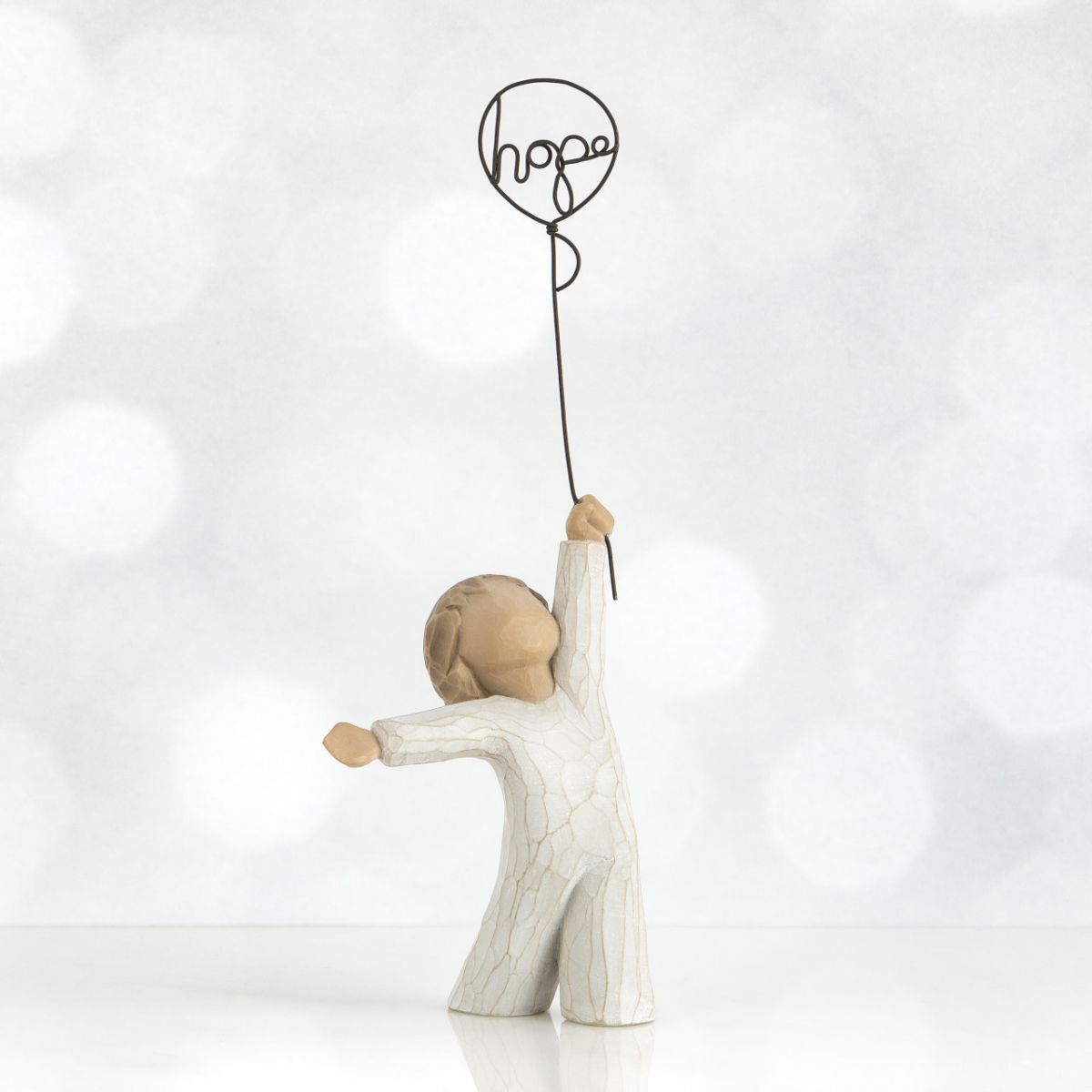 ウィローツリー彫像 【Hope】 - 希望