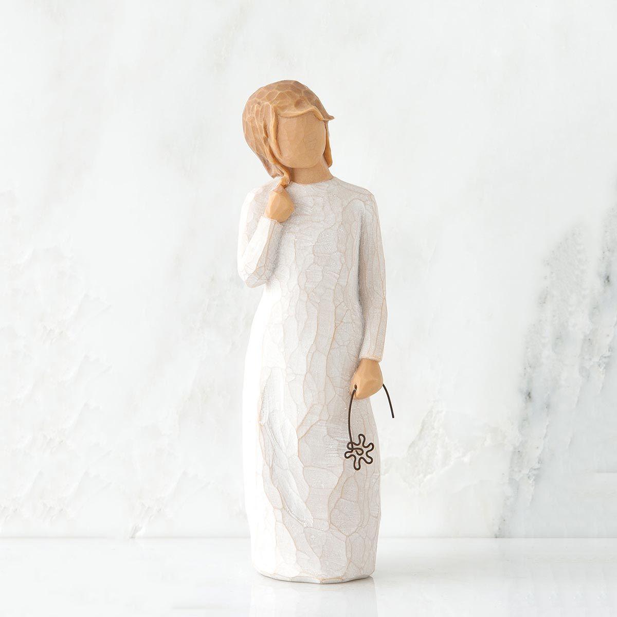ウィローツリー彫像 【Remember】 - あなたのこと忘れない