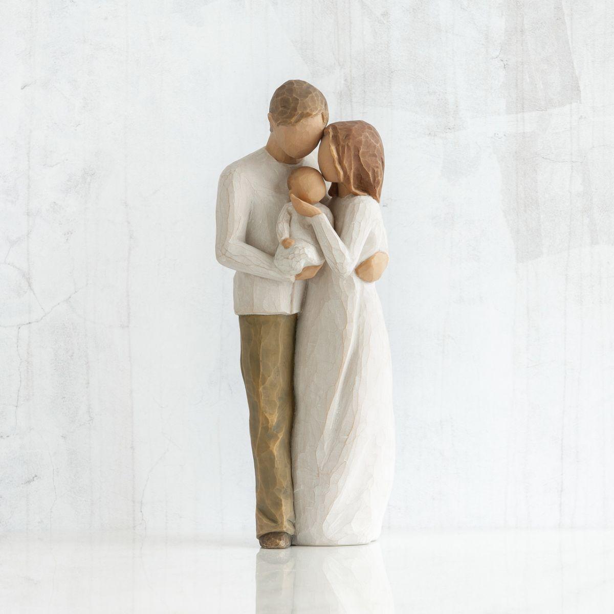 ウィローツリー彫像 【Our Gift】 - 私たちの宝物