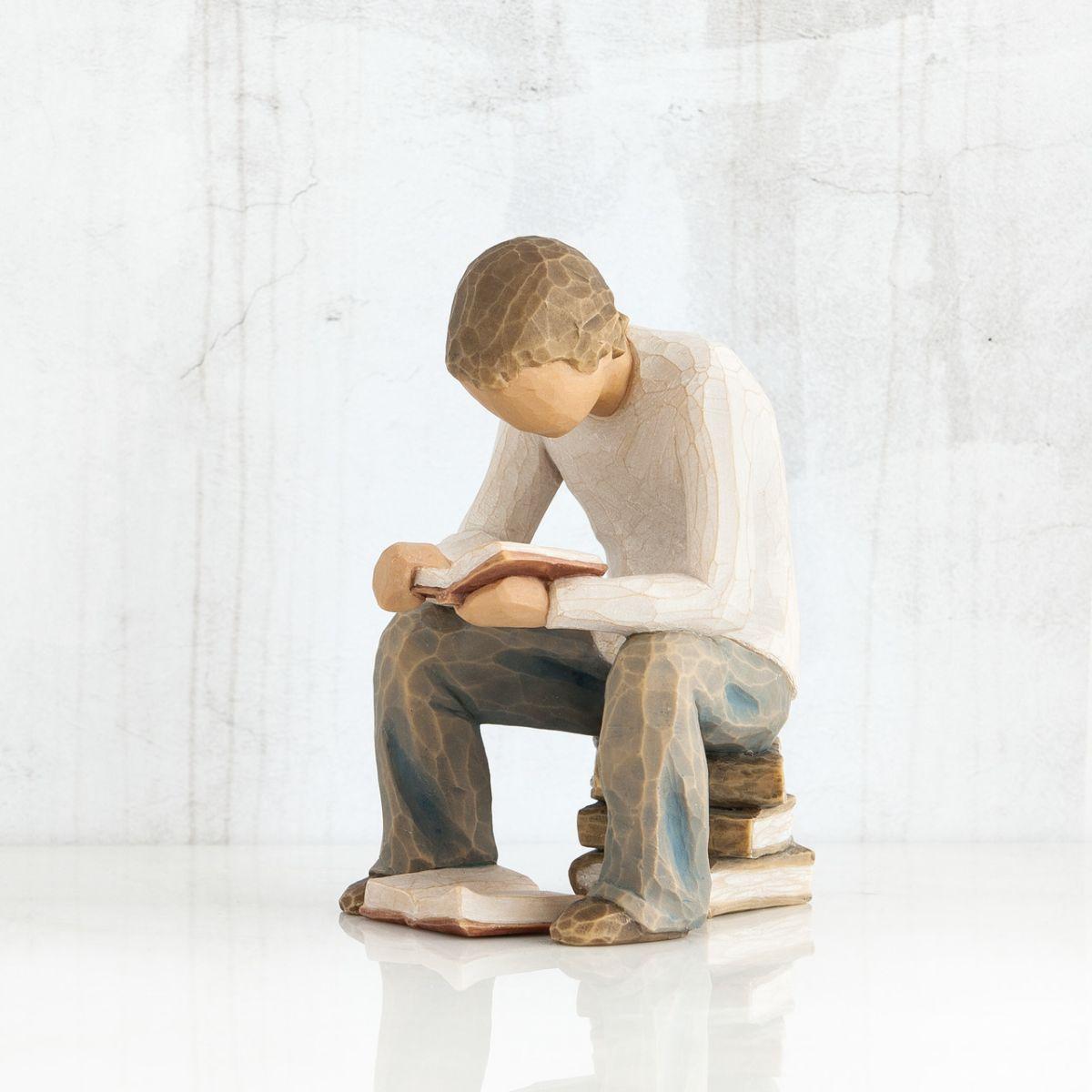 ウィローツリー彫像 【Quest】 - 探求心
