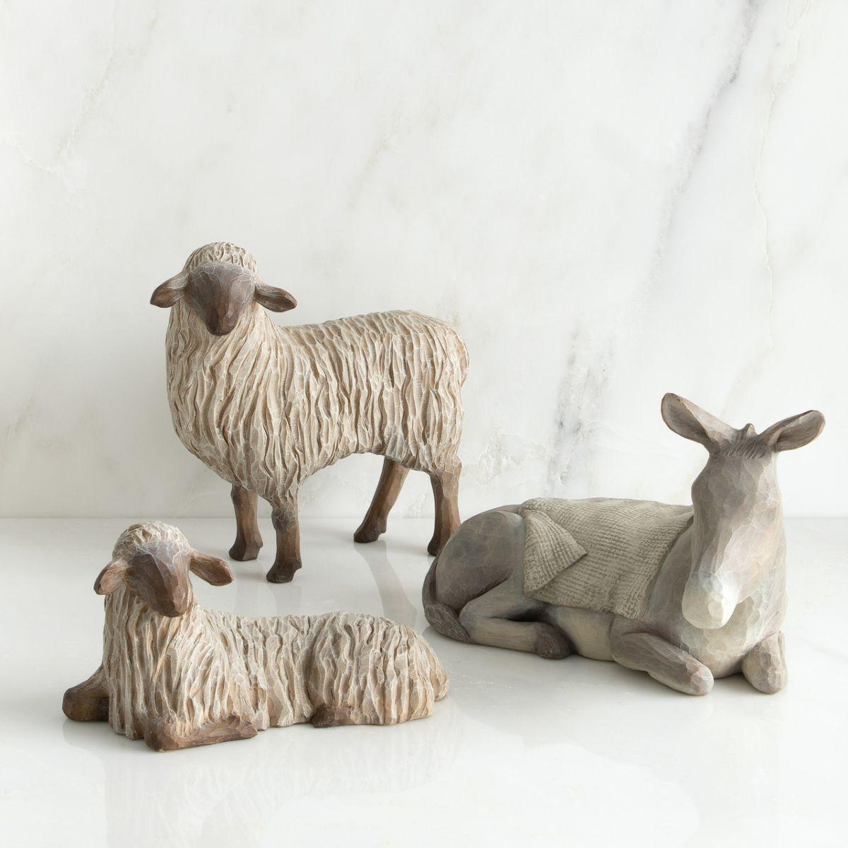 ウィローツリー  【Gentle Animals of the Stable】 - 馬小屋の動物たち