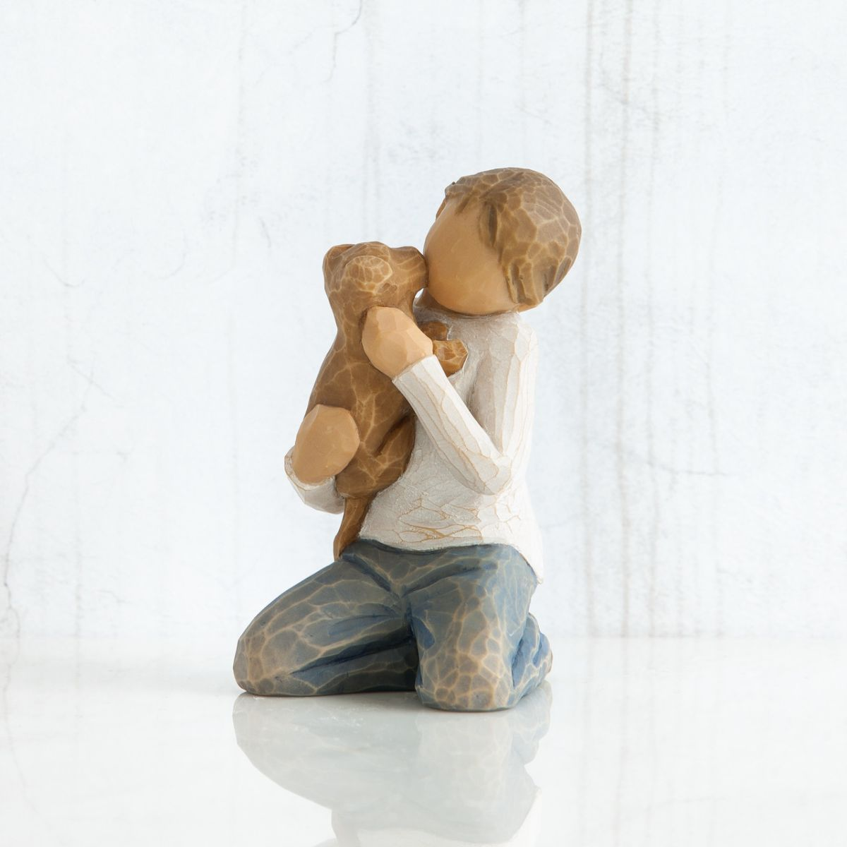 ウィローツリー彫像 【Kindness (Boy)】 - 優しさ