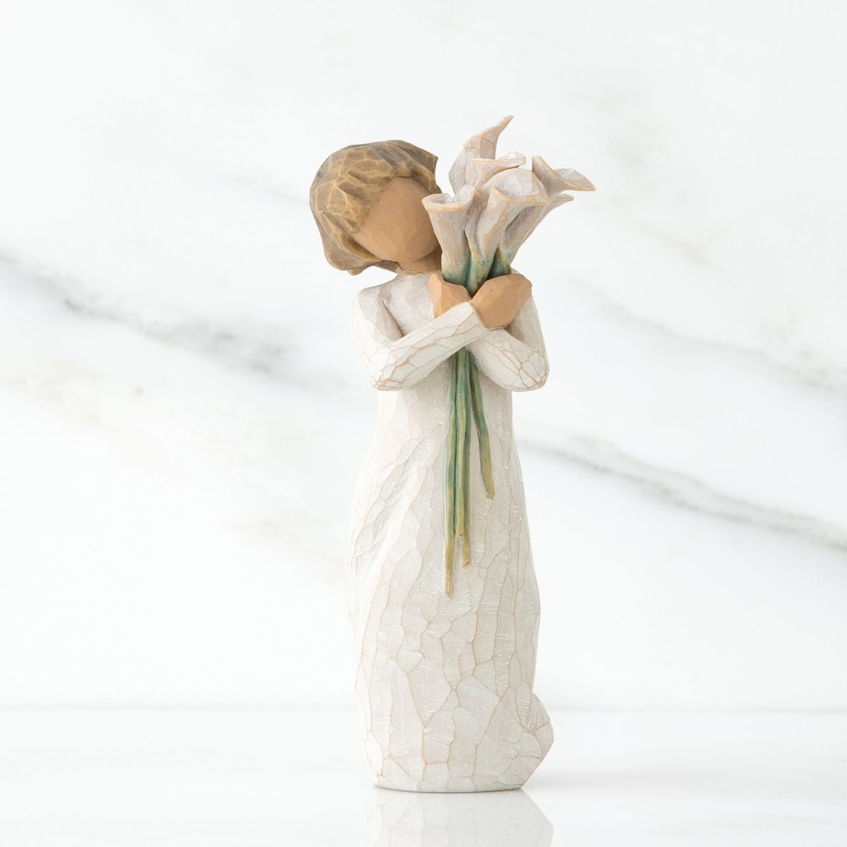 ウィローツリー彫像 【Beautiful Wishes】 - 美しい願い