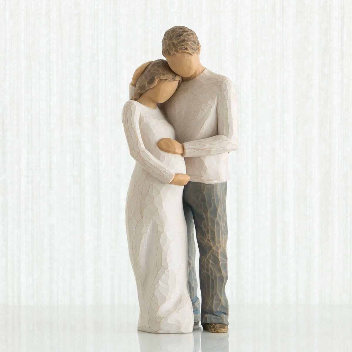 ウィローツリー彫像 【Home】 - 我が家