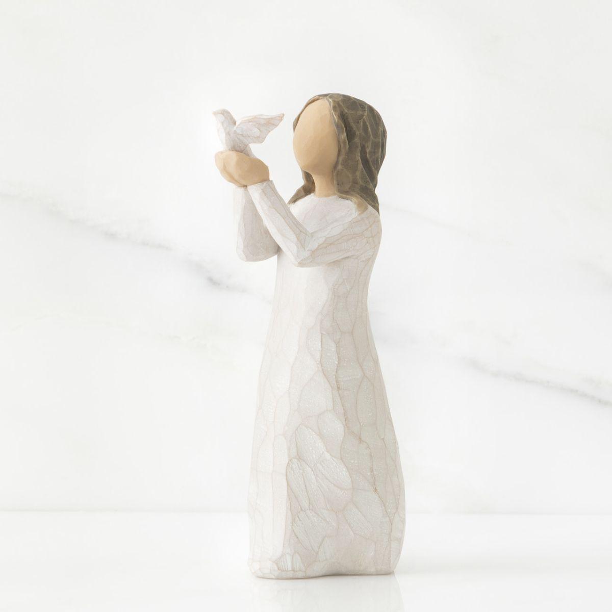 ウィローツリー彫像 【Soar】 - 飛んでいって