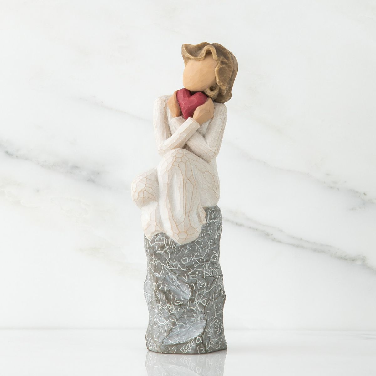 ウィローツリー彫像 【Always】 - いつも、いつまでも