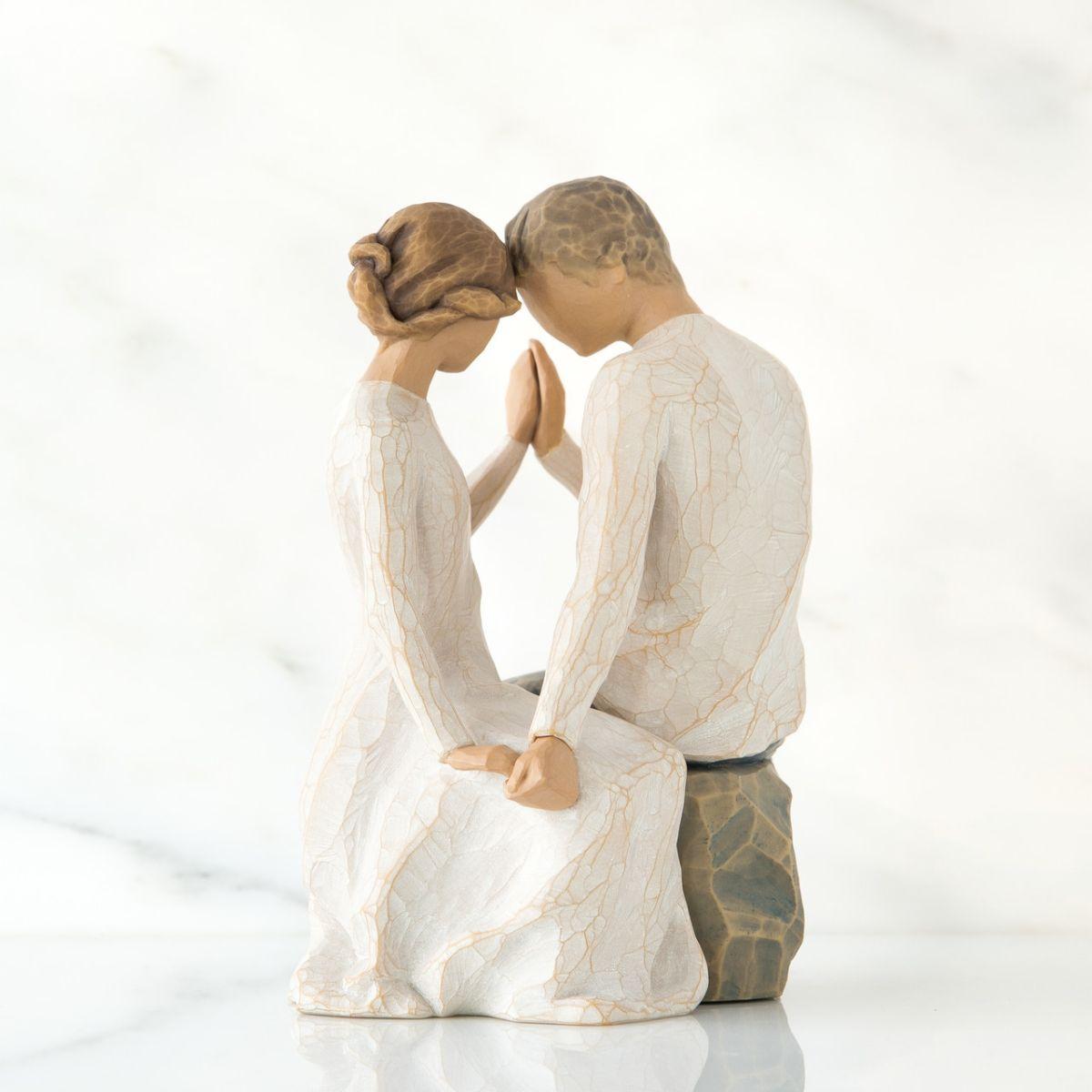ウィローツリー彫像 【Around You】 - あなたのそばで