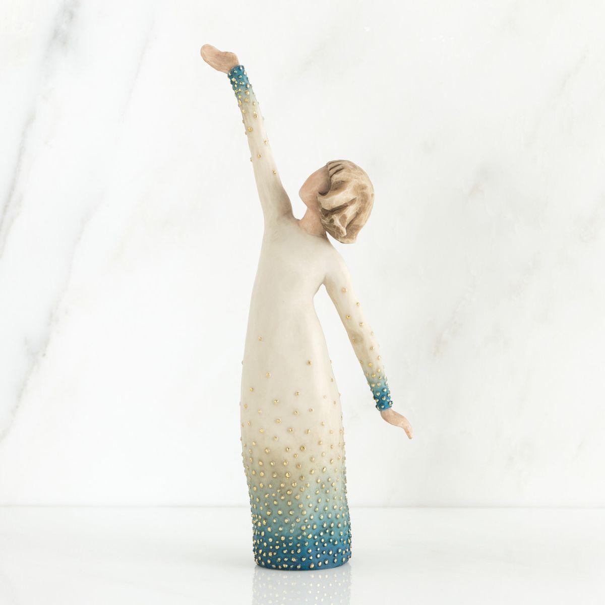 ウィローツリー彫像 【Shine】 - 輝き