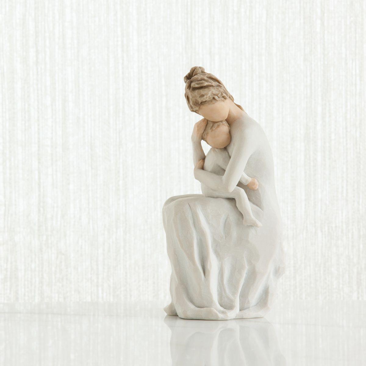 ウィローツリー彫像 【For Always】 - ずっと、いつまでも