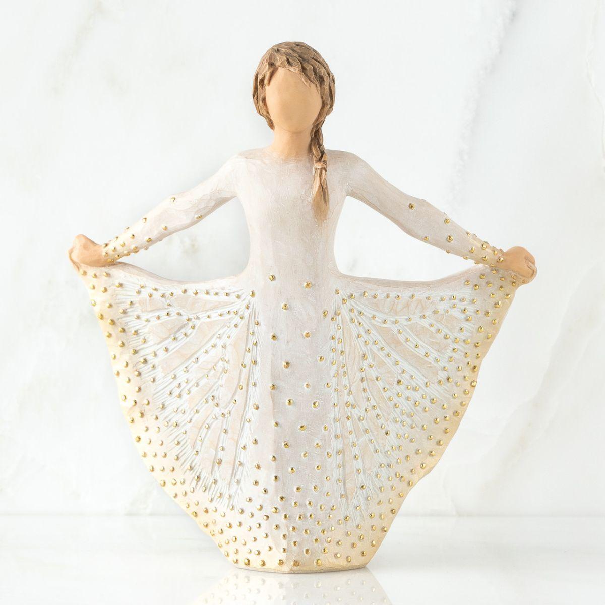 ウィローツリー彫像 【Butterfly】 - 蝶々