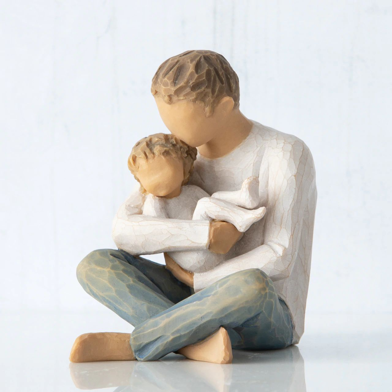 ウィローツリー 彫像 【Little One】 - 小さい我が子