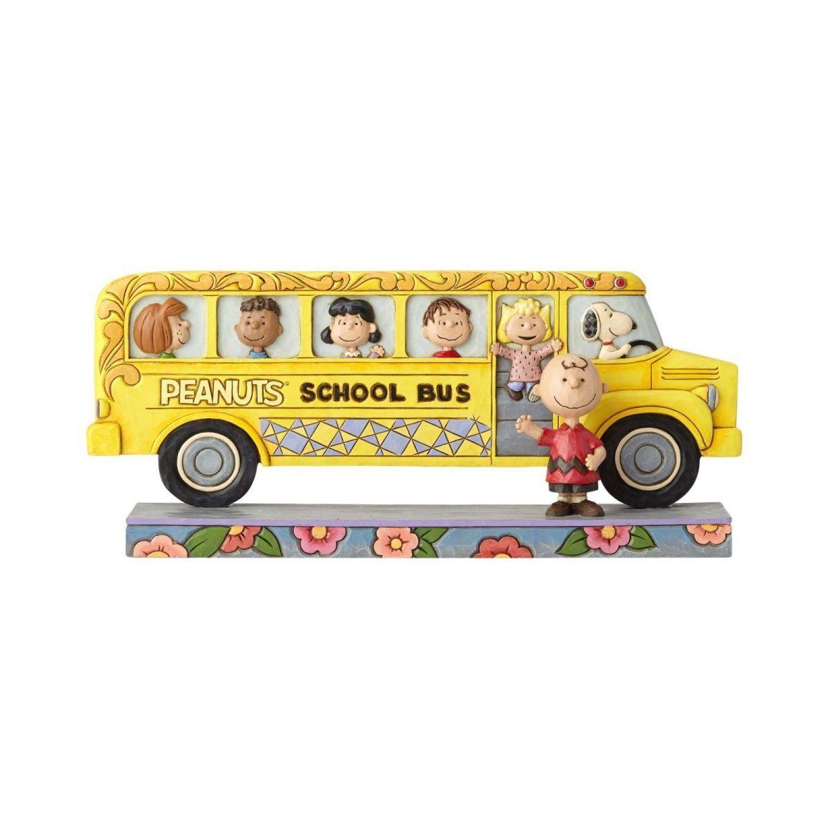 ピーナッツ スクールバス