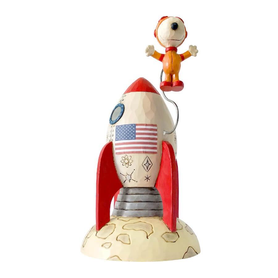 スヌーピー 宇宙飛行士