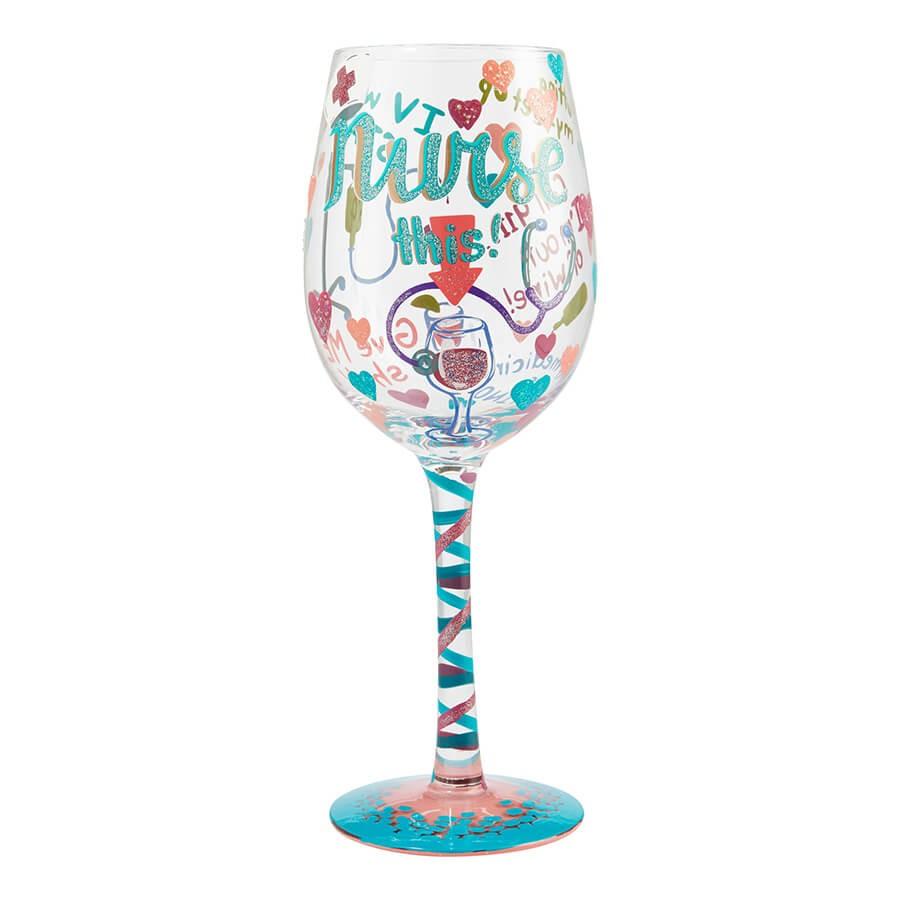 Lolita ワイングラス NURSE THIS